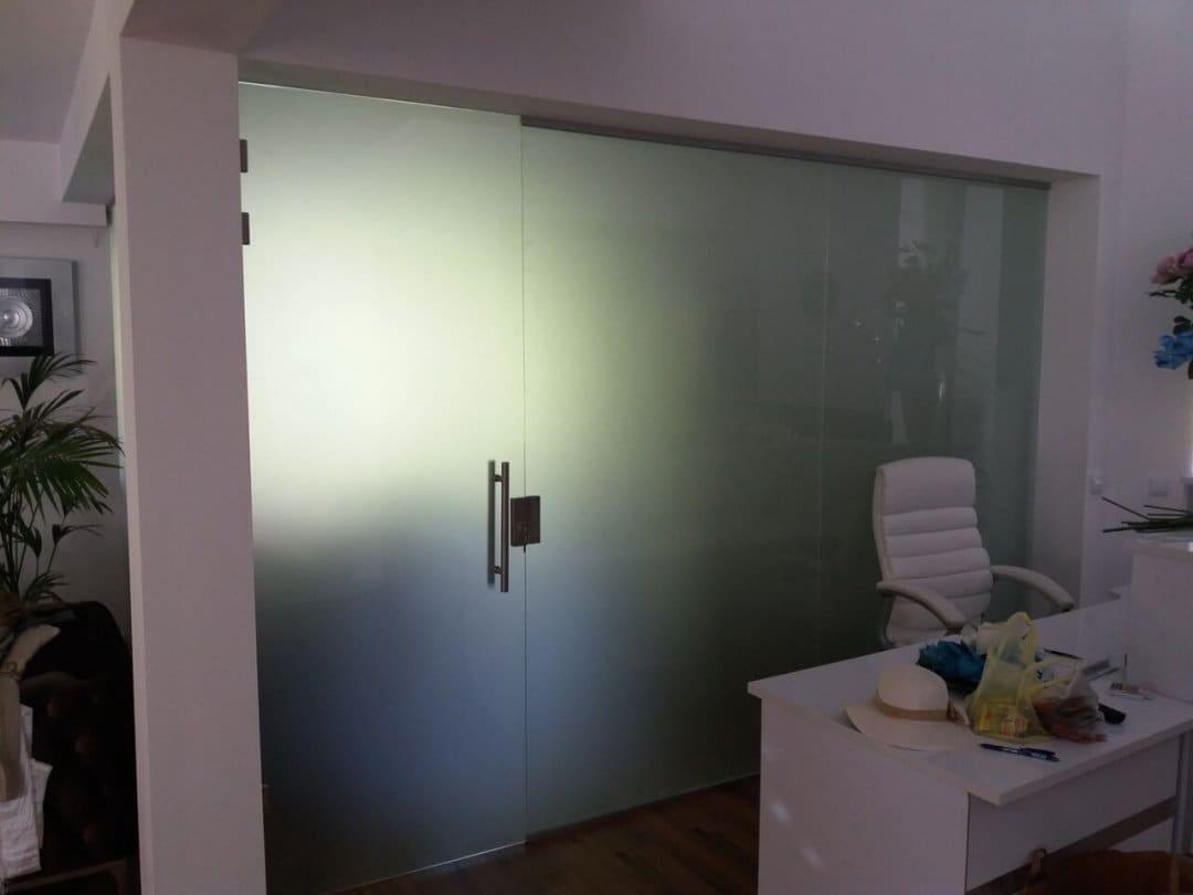 Konstrukcja szklana